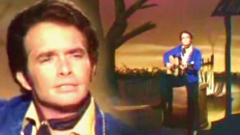 Merle Haggard – I'm A Lonesome Fugitive | Country Music Videos