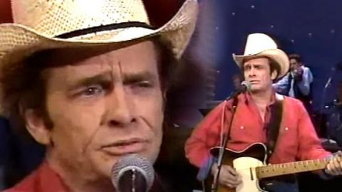 Merle Haggard – If I Could Only Fly (WATCH) | Country Music Videos