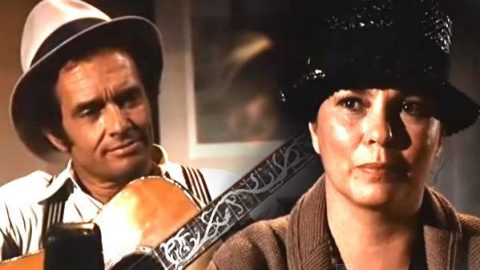 Merle Haggard – Nobody's Darlin' But Mine (On The Waltons) (VIDEO)   Country Music Videos