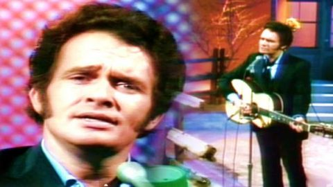 Merle Haggard – Someday We'll Look Back (Live) | Country Music Videos