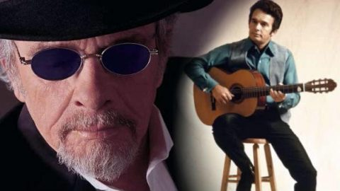 Merle Haggard – Tonight The Bottle Let Me Down | Country Music Videos