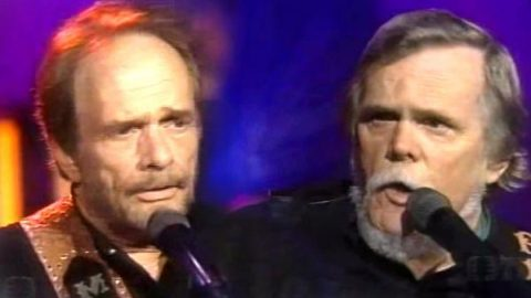 Merle Haggard And Johnny Paycheck Old Violin Live Watch