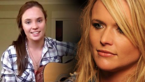 "Beautiful Rendition of Miranda Lambert's, ""The House That Built Me"" (VIDEO) 