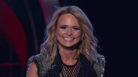 Miranda Lambert 'Hams It Up' With New Friend | Country Music Videos