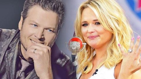 Miranda Lambert Shows Off Her Gorgeous Engagement Ring From Blake!   Country Music Videos
