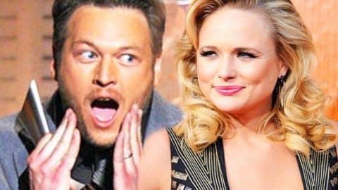 Miranda Lambert's Surprising Text Message To Blake Shelton (VIDEO) | Country Music Videos