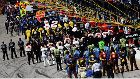 NASCAR Team Owners Take Different Approach To National Anthem Protests | Country Music Videos