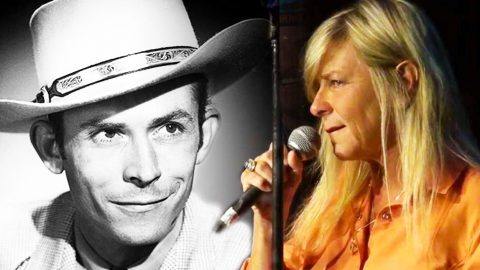 Hank Williams' Daughter, Jett Williams, Wows With 'Your Cheatin' Heart' | Country Music Videos