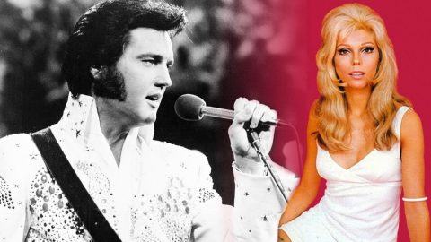 Elvis Presley and Frank Sinatra's Daughter, Nancy Sinatra, Sing Fabulous, Catchy Duet! | Country Music Videos