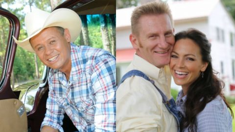 Neal McCoy Honors Joey Feek With Beautiful Hymn Of Faith | Country Music Videos
