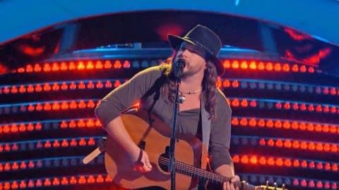 The Next Chris Stapleton? 'The Voice' Hopeful Covers George Jones Hit | Country Music Videos