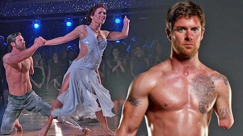 Injured Army Veteran Will Take Your Breath Away With Emotional Dance Performance   Country Music Videos