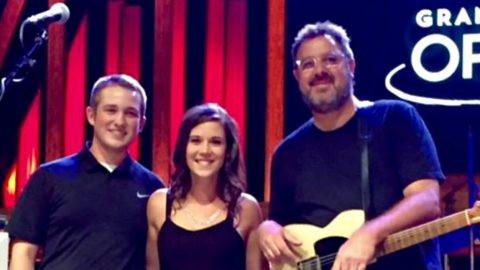 Vince Gill Gives Couple Once-In-A-Lifetime Engagement Experience | Country Music Videos
