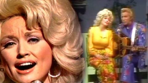 Porter Wagoner and Dolly Parton – Satan's River | Country Music Videos