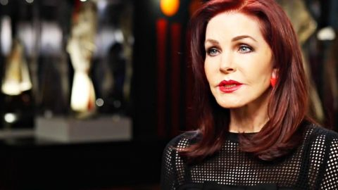 Priscilla Presley Clears Up 'False Information' About Elvis   Country Music Videos