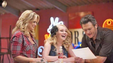 Blake Shelton And Miranda Lambert Wedding.Blake Shelton And Miranda Lambert Gave Raelynn Marriage Advice