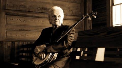 BREAKING! Bluegrass Legend Ralph Stanley Dies | Country Music Videos