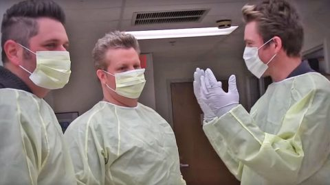 Rascal Flatts Gives Hope To Childrens Hospital Patients With Incredible Performance | Country Music Videos