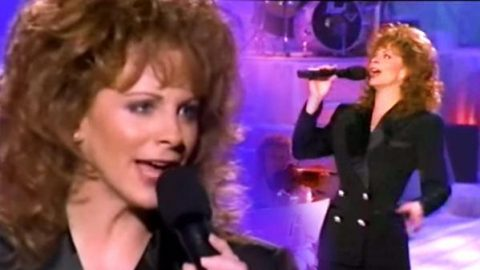 Reba McEntire – Ring On Her Finger, Time On Her Hands (VIDEO)   Country Music Videos