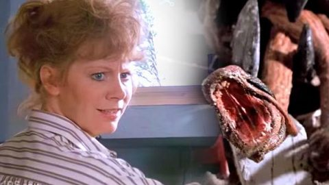 Reba McEntire – The Wrong Rec Room (Clip from 'Tremors') (WATCH) | Country Music Videos