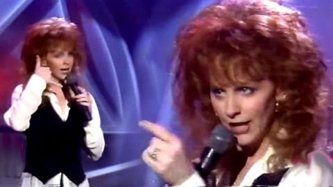 Reba McEntire – Why Haven't I Heard From You (Interview and Performance on Music City Tonight 1994) (VIDEO) | Country Music Videos