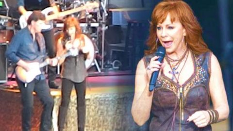 Reba McEntire – Why Not Tonight (Live)   Country Music Videos