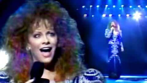 Reba McEntire – You Lie (Live CMAs 1990) (WATCH) | Country Music Videos