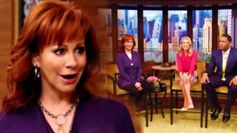 Reba McEntire Interview on Live! With Kelly And Michael (WATCH) | Country Music Videos