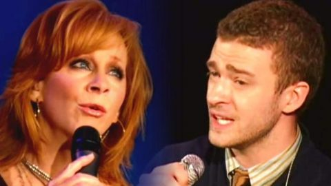 Reba McEntire and Justin Timberlake – The Only Promise That Remains (VIDEO) | Country Music Videos