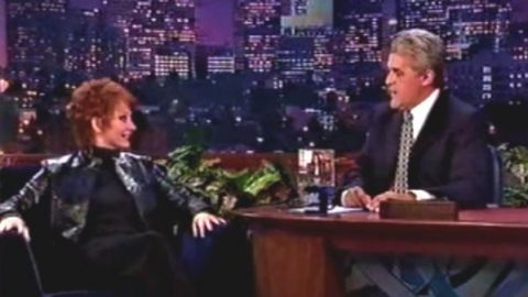 Reba McEntire on The Tonight Show (1999) (VIDEO) | Country Music Videos