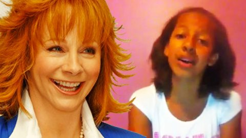 """Little Girl Stuns with Amazing Cover of Reba McEntire's """"I'm A Survivor"""" (VIDEO)   Country Music Videos"""