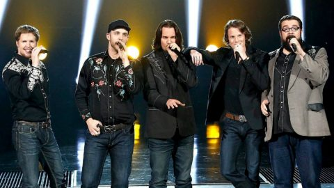 Revisit Home Free's Dynamic Performance Of 'Ring Of Fire' On 'The Sing Off' | Country Music Videos