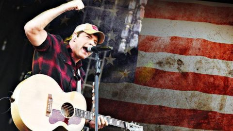 'It's America' Is A Mighty Reminder Of The Privilege It Is To Live Here | Country Music Videos
