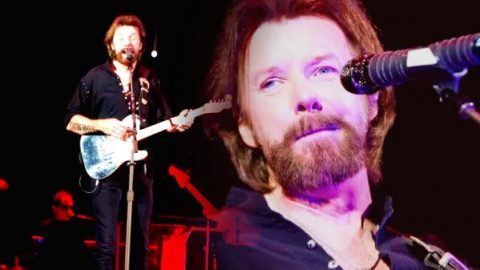 Ronnie Dunn – Grown Damn Man (Live on George Strait Tour) (WATCH) | Country Music Videos
