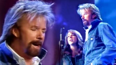 Ronnie Dunn And Rebecca Lynn Howard – If I Could Only Win Your Love   Country Music Videos