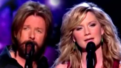 Ronnie Dunn and Jennifer Nettles – Let Him Fly   Country Music Videos