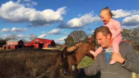 Rory Feek Breaks Silence Upon Returning To Farm Following Joey's Death   Country Music Videos