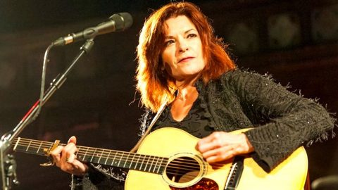 Fans Praying After Rosanne Cash Reveals Husband's Medical Issue | Country Music Videos