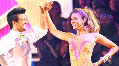 Sadie Robertson's Cha Cha on Dancing With The Stars Will Blow You Away   Country Music Videos