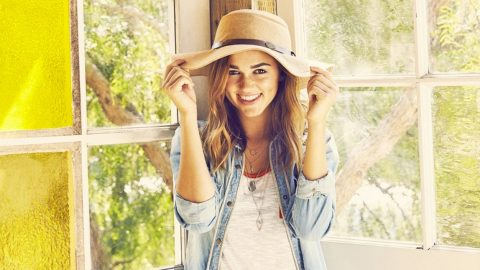 Style Goals: Watch Sadie Robertson's Dreamy Commercial Debut | Country Music Videos