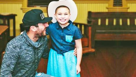 Sam Hunt Makes Dream Come True For Georgia Girl Battling Cancer   Country Music Videos