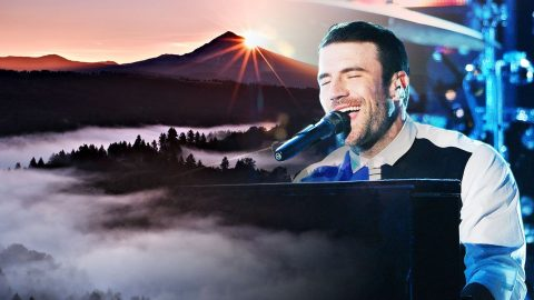 Fall In Love With Sam Hunt's Chilling New 'This Land Is Your Land' | Country Music Videos