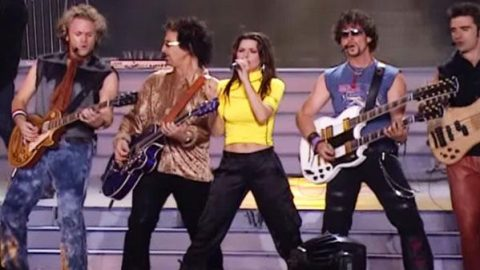 Shania Twain – Up! (LIVE) (WATCH) | Country Music Videos