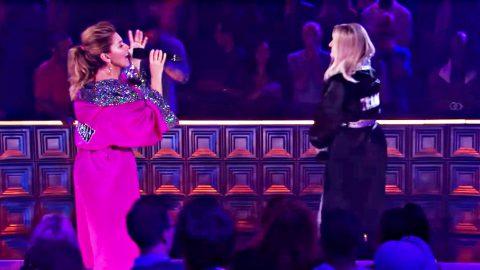 Shania Twain Throws Shade At Pop Star During Rap Battle | Country Music Videos