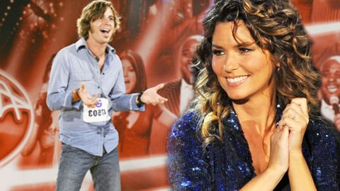 Shania Twain's Funniest Moments on American Idol   Country Music Videos
