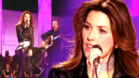 Shania Twain – Ain't No Particular Way (Live) | Country Music Videos