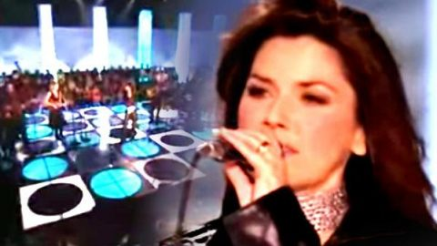 Shania Twain – I'm Holdin' Onto Love (To Save My Life) (VIDEO) | Country Music Videos