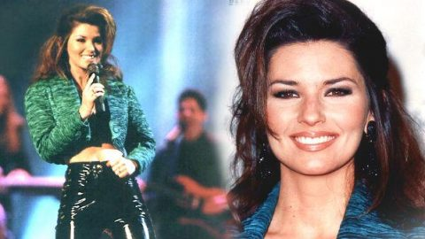 Shania Twain – If You're Not In It For Love (I'm Outta Here) (Live – 1996 AMA's) | Country Music Videos
