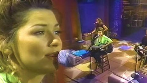 Shania Twain – No One Needs To Know (The Rosie O'Donnell Show Live) (VIDEO) | Country Music Videos