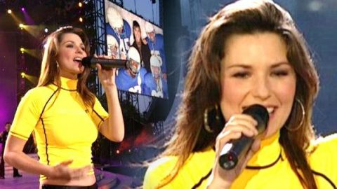 Shania Twain – She's Not Just A Pretty Face (Live In Chicago) (VIDEO) | Country Music Videos